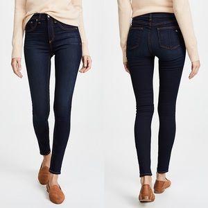 • Rag & Bone • High Rise Skinny Jeans Bedford